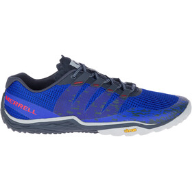 Merrell Trail Glove 5 - Chaussures Homme - rouge/bleu